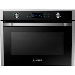 Samsung Nq50j5530bs Microwave combined oven cm. 60 - 50 liters - inox