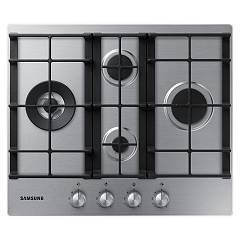 Samsung Na64h3030bs Recessed cooking top cm. 60 - inox