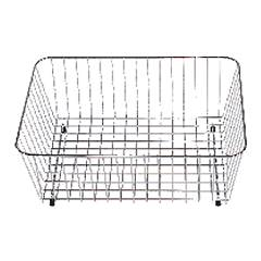Schock 629171 Wire basket - chrome