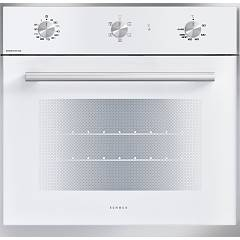 Schock Sfs52whn Electric oven cm. 60 multifunction - white Silver F605