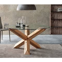 sale Sedit Travo Fixed Table Round D. 120
