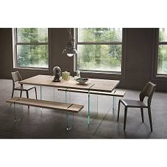Sedit Reflex Fixed table l. 220 x 100