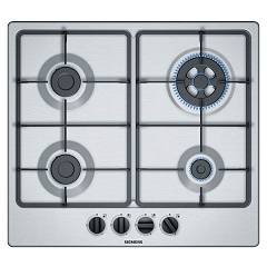 Siemens Eg6b5hb60 Gas cooking top cm. 60 - stainless steel Iq300