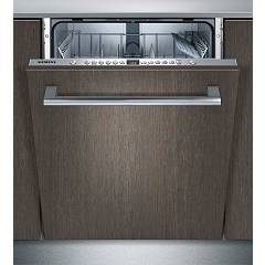 Siemens Sn636x01ge Total integrated dishwasher 60 cm - 12 place settings Iq300