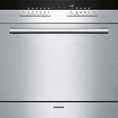 Siemens Sc76m541eu Dishwasher cm. 60 covers 8 - compact column recessed Iq500