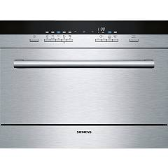 Siemens Sk75m521eu Dishwasher cm. 60 covers 6 - compact column recessed Iq500