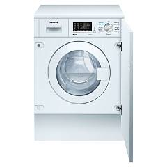 sale Siemens Wk14d541eu - Iq500 Washing Machine Built-cm. 60 - 8 Kg Integrated