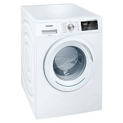 sale Siemens Wm12n027it - Iq300 Washing Machine Load Forntale Standara Cm. 60 - 7 Kg Free-standing
