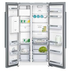 Siemens Ka92dai30 - Iq500 Fridge-freezer cm. 91 h. 176 - 541 lt. - side by side Iq500