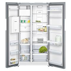 Siemens Ka92dvi25 - Iq500 Fridge-freezer cm. 91 h. 176 - 553 lt. - side by side Iq500