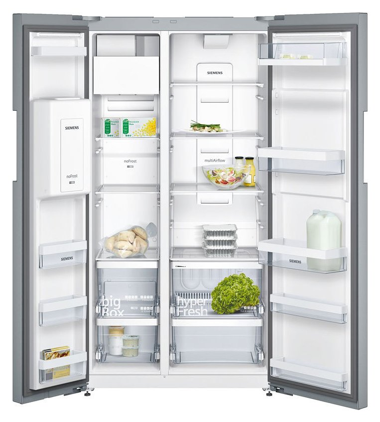 siemens side by zoom refrigerator india