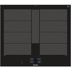 Siemens Ex675jyw1e - Iq700 Hob induction cm.60 - ceramic glass hob-black Iq700