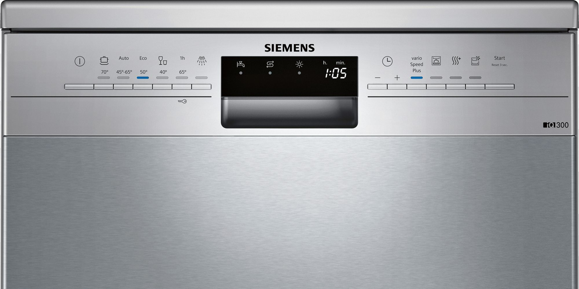 Photos 3: Siemens Dishwasher for free installation cm. 60 to 14 place settings SN236I03ME