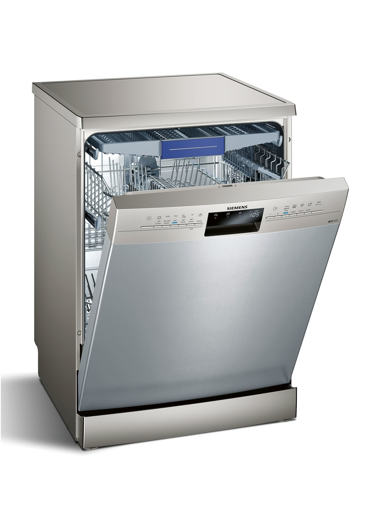 Photos 1: Siemens Dishwasher for free installation cm. 60 to 14 place settings SN236I03ME