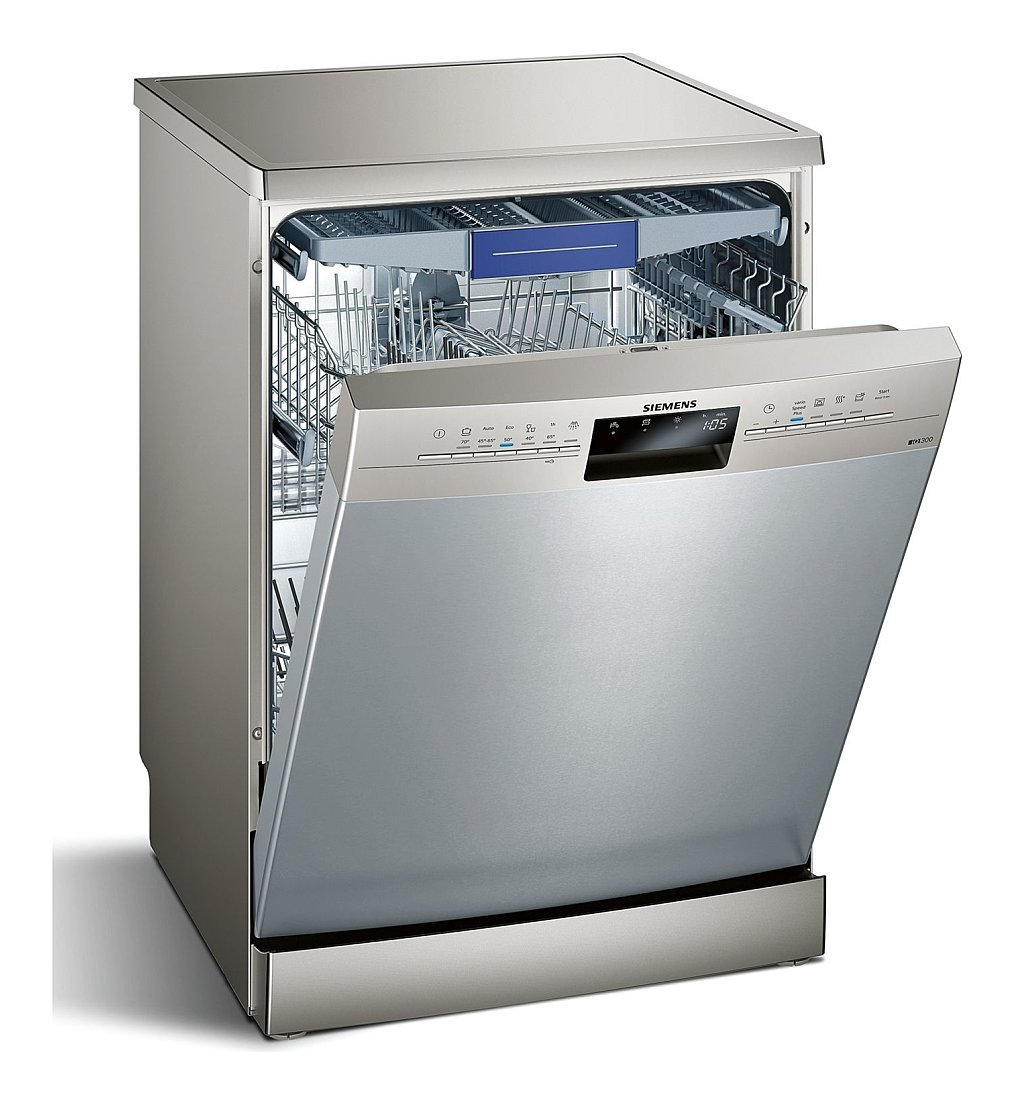 Photos 1: Siemens SN236I03ME Iq300 Dishwasher for free installation cm. 60 to 14 place settings