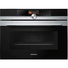 Siemens Cm656gbs1 Compact oven combined microwave cm. 60 h 45 - stainless steel Iq700