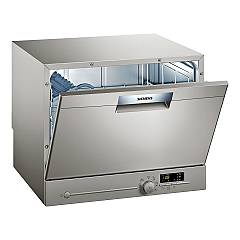 Siemens Sk26e821eu Dishwasher 6 covered 55 cm, a + - stainless steel Iq300