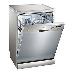 Siemens Sn215i01ae Dishwasher 60 cm speedmatic inoxdoor anti-fingerprint - stainless steel Iq100