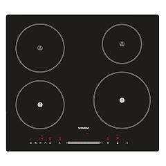 Siemens Eh601me21e Induction hob 60 cm - black