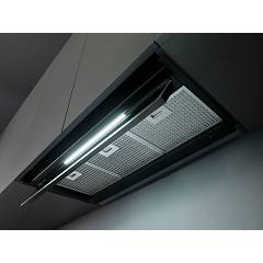 Silverline 3129 Built-in hood 90 cm - black
