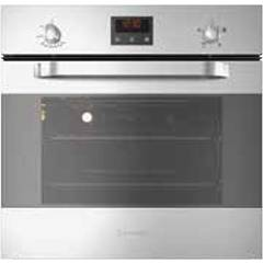 Smalvic 1021447500 Ventilated gas oven cm. 60 - inox Target 60