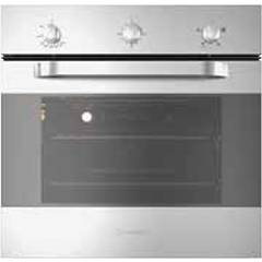 Smalvic 1021457500 Ventilated gas oven cm. 60 - inox Target 60