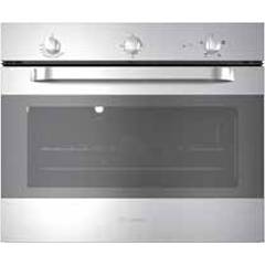 Smalvic 1018007500 Ventilated gas oven cm. 70 - inox Target 70