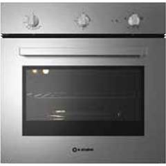 Smalvic 1021497500 Gas oven cm. 60 - inox Basic 60