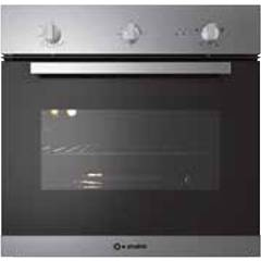 Smalvic 1021697500 - Basic 60 Gas oven cm. 60 - inox Basic