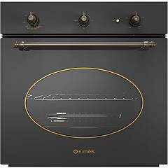 Smalvic 1021578400 - Country 60 Gas oven cm. 60 - charcoal Country