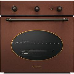 Smalvic 1021574200 Gas oven cm. 60 - copper Country 60
