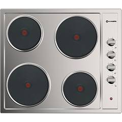 Smalvic 1011224000 Electric hob cm. 60 - inox 4 gas burns Basic 60