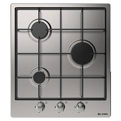 Smalvic 1011774000 - Special 45 Hob cm. 45 - stainless steel 3 gas burners Special
