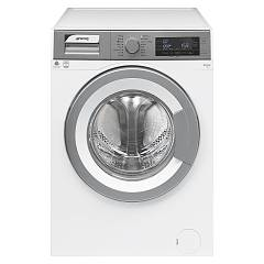 Smeg Wht812lsit Washing machine cm. 60 - 8 kg - white