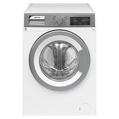 Smeg Wht812lit Washing machine cm. 60 capacity 8 kg - white free installation