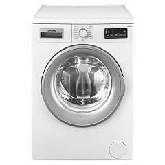 Smeg Lbw810it Washing machine cm. 60 capacity 8 kg - white free installation