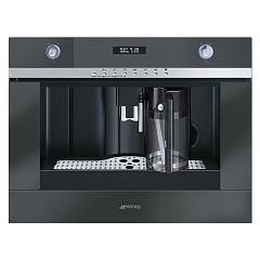 Smeg Cmsc451ne Built-in coffee machine cm. 60 - black Linea
