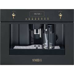 Smeg Cms8451a Built-in coffee machine cm. 60 - certified anthracite for the german market Coloniale
