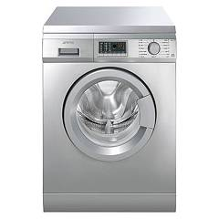 sale Smeg Slb147xd Washing Machine Free Installation Cm. 60 Capacity 7 Kg - Stainless Steel Certificate For The German Market