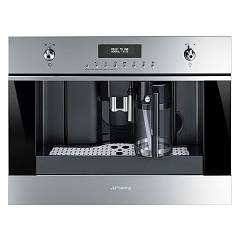 Smeg Cms6451x Coffee machine cmass. 60 - inox Classica