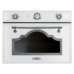 Smeg Sf4750mcbs Microwave combined combined oven cm. 60 - h. 45 - white Cortina