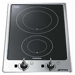 Smeg Pgf32i-1 Induction cooking top cm. 30 - black Classica
