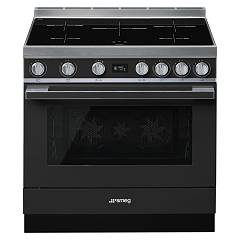 Smeg Cpf9ipan The kitchen from the docking cm. 90 x 60 - anthracite hob induction Portofino