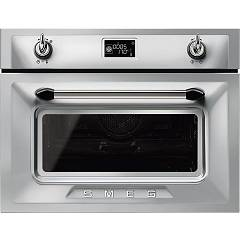 Smeg Sf4920mcx1 Oven combi steam cm. 60 h 45 - stainless steel Victoria