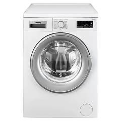 sale Smeg Lbw362pcit Washing Machine Cm. 60 Capacity 6 Kg - White Free-standing