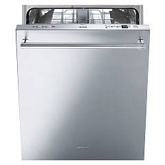 Smeg Stx13ol Total dishwasher dishwasher cm. 60 stainless steel - 13 covered certified for the german market