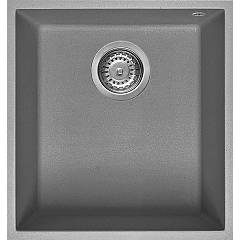 Smeg Vzum40ct Sink undermounted cm. 38 - concrete 1 basin Quadra