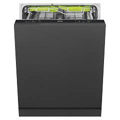 Smeg St3337l Built-in dishwasher cm. 60 - 13 total integrated covers