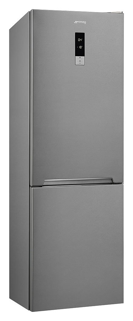 Photos 1: Smeg FC182PXNE Standard Frigocongelatore cm. 60 h. 186 - lt. 341 - stainless steel anti-fingerprint