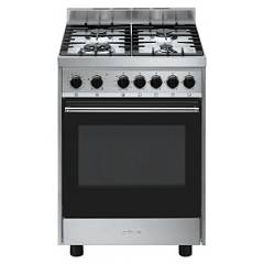 Smeg B60gvxi9 Striking kitchen cm. 60 - 4 gas - stainless steel burners